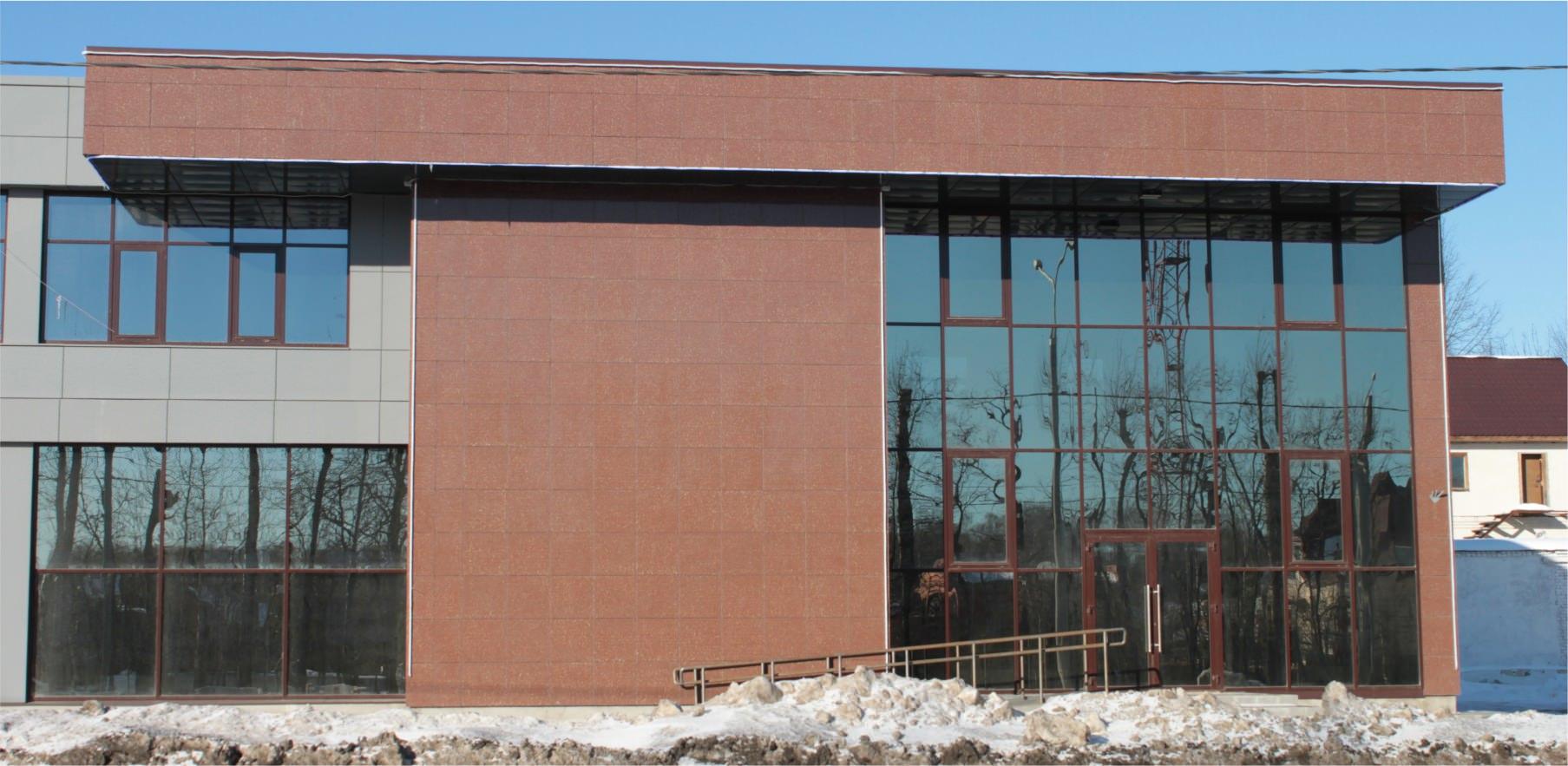 Комплекс из 4-х торгово-офисных центров г.Москва, Троицкий административный округ, 12 км Калужского